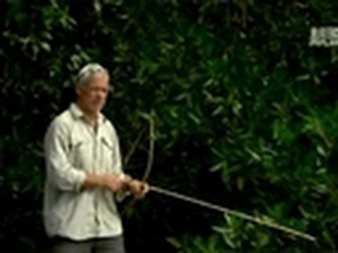 River Monsters- Bow and Arrow Fishing