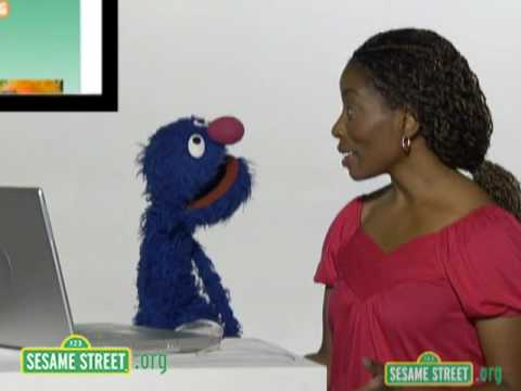 Sesame Street: Grover and Makeda Introduce Playlists