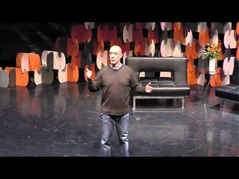 TEDxYYC - Patrick Finn - Loving Communication