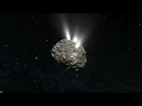 Science Bulletins: New Evidence of Water on Asteroids