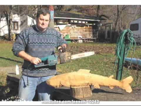 Pottery - Prt. 21 of 21  Woodcarving  Woodturning