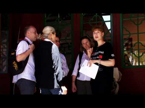 TEDxGreatWall - Highlights of TEDx Asia Organizers Workshop