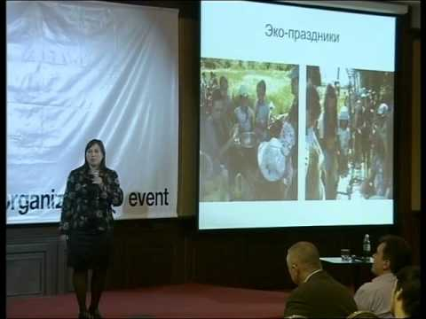 Urban ecology: landfills and health: Anna Geraschenko at TEDxKharkov