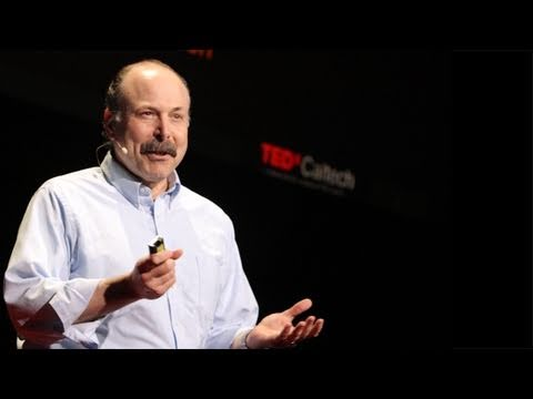 TEDxCaltech - David Awschalom - Spintronics: Abandoning Perfection for the Quantum Age