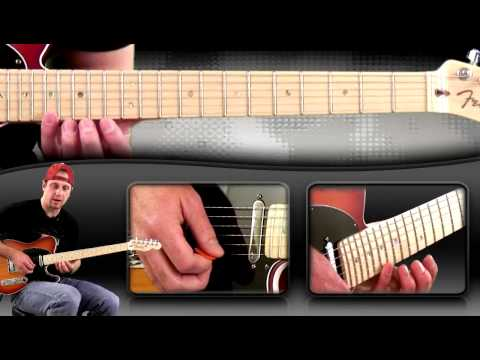 Special World Cup 2010 Guitar Lick
