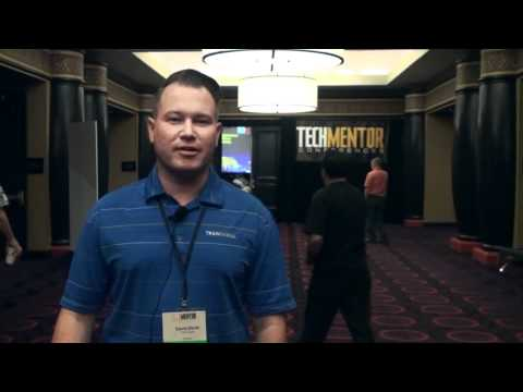 TrainSignal Talks with David Davis at TechMentor 2011