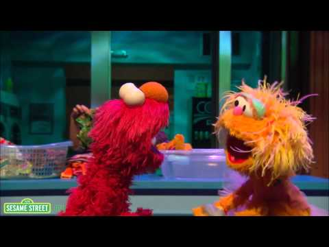Sesame Street: Song - Rocco's Boat