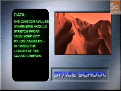 Space School- Mars