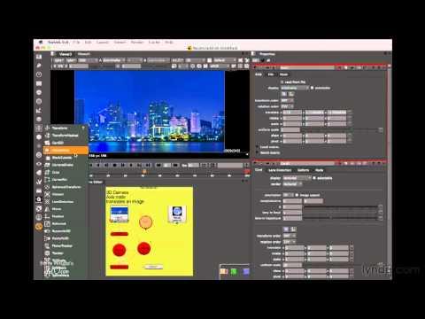 Nuke 6.3: Reconcile 3D Node setup | lynda.com tutorial