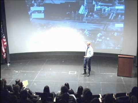 TEDxPentagon - SSgt Jeffrey Schmidt, USAF - Timeliness and Accuracy Equals Soldiers Coming Home