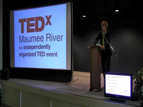 TEDxMaumeeRiver - Anton Babich - How I turned my passion in to a business