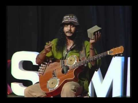 TEDxSIBMBangalore - Dr. Benny Prasad - Challenging The Conventional