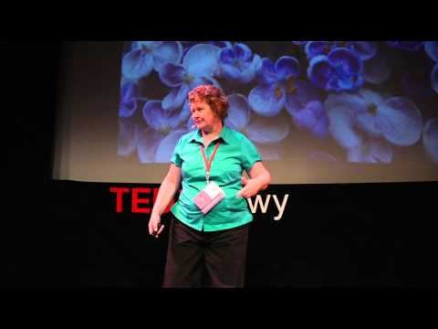 TEDxNewy 2011 - Alli Hammett -- Let's make stroke 'sexy'