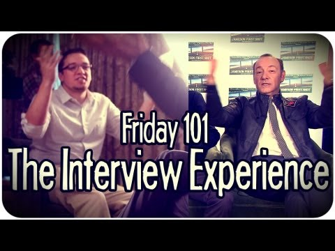 What To Do and What NOT To Do When Conducting An Interview - Friday 101