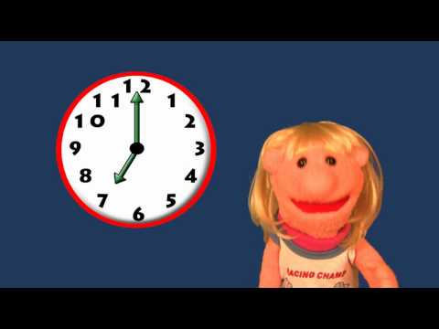 Vids4Kids.tv - Learn To Tell Time Part 1