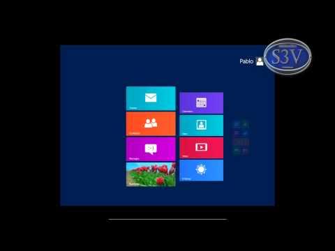 Windows 8 - Instalar junto a Windows 7