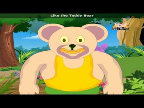 Round and Round the Garden with Lyrics - Nursery Rhyme