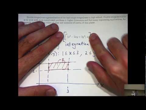 Simple double integral