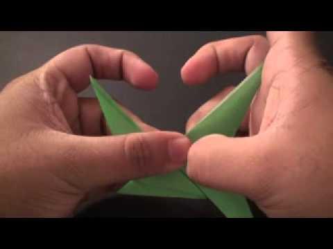 Origami Daily - 113: Dinosaur - TCGames [HD]