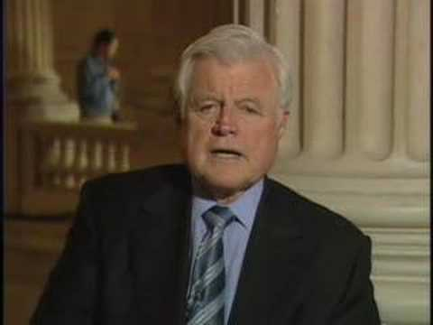 TAVIS SMILEY | Guest: Sen. Ted Kennedy #1 | PBS