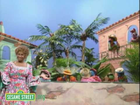 Sesame Street: Celia Cruz Sings Songo's Song