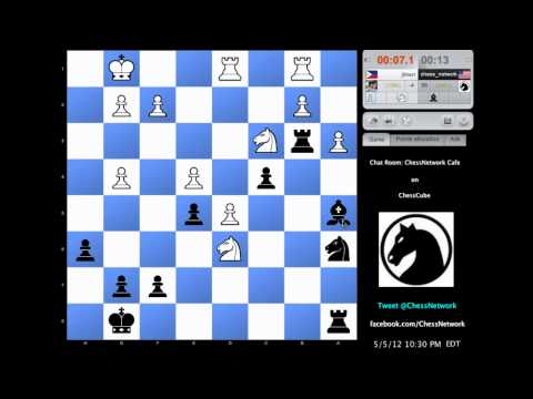 VIP Warzone Chess Tournament [74]