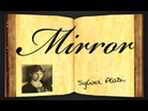 Pearls Of Wisdom - Mirror by Sylvia Plath - Poetry Reading