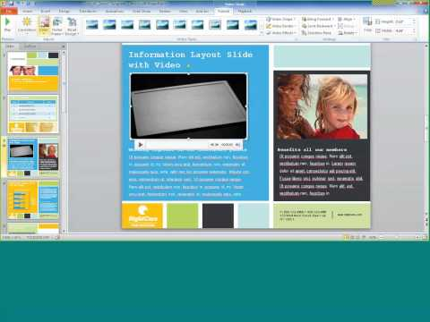 Reviving Business Presentations with Microsoft PowerPoint 2010