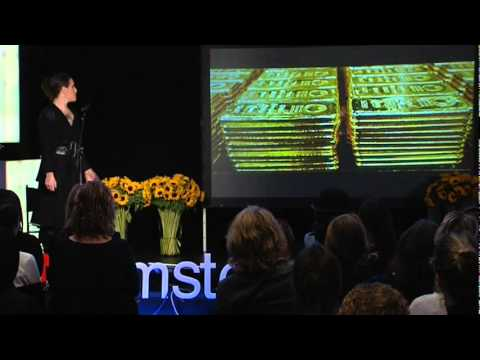 TEDxAmsterdamWomen 2011 - Amy Lehman - How to sail in the wilderness