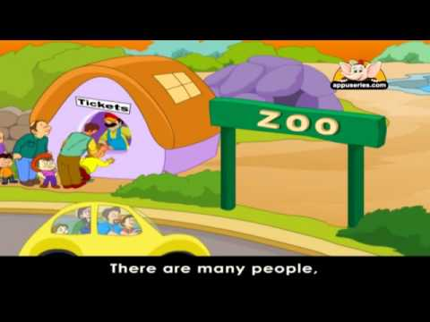 Rhymes for Learning English with Lyrics - Animals