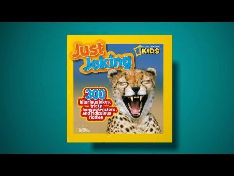 Nat Geo Kids Just Joking!