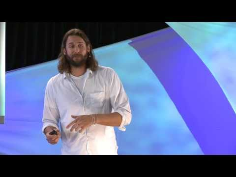 TEDxGreatPacificGarbagePatch - David de Rothschild - Tackling Our Nature Deficiency Disorder