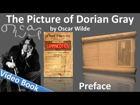 Preface - The Picture of Dorian Gray by Oscar Wilde