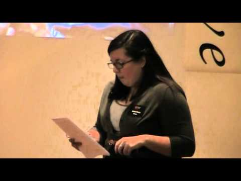 Nicole Rivera at TEDxLaf