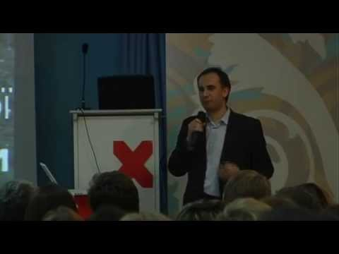 TEDxDonetsk - Roman Zinchenko - Energy of Ukrainian society in the reflection of Ukrainian energy