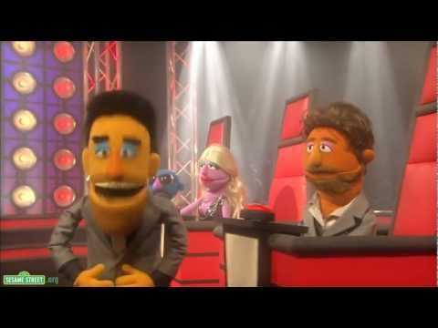 Sesame Street: The Voice Spoof