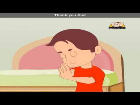 Thank You God - Nursery Rhyme
