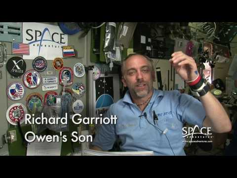 Second Generation Astronaut - Richard Garriott