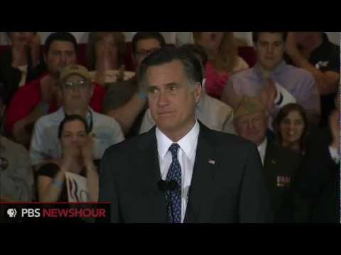 Watch Mitt Romney's Full Speech After Illinois Primary Win: 'We've Had Enough'