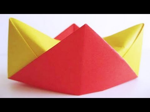 Origami Daily - 007: King's Crown - TCGames [HD]