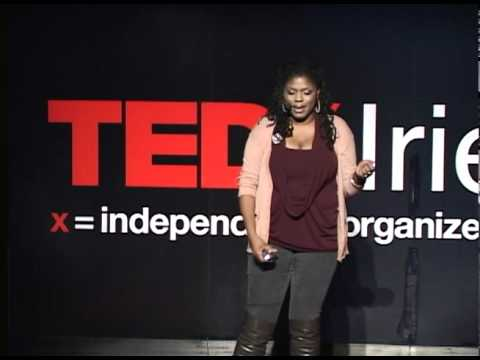 TEDxIrie - Ebony G. Patterson - Fashion Ova' Style: Beauty, Gender & Masculinity