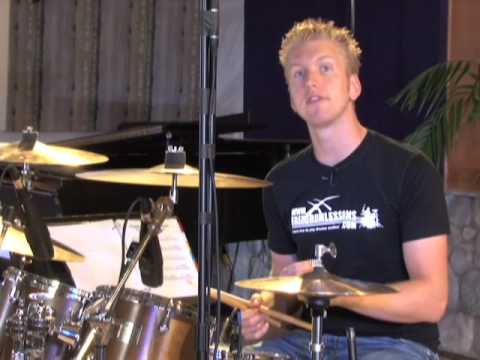 Playing With Ghost Notes - Drum Lessons