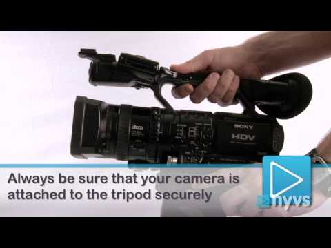 Video Equipment Tutorial - Tripods and Monopods