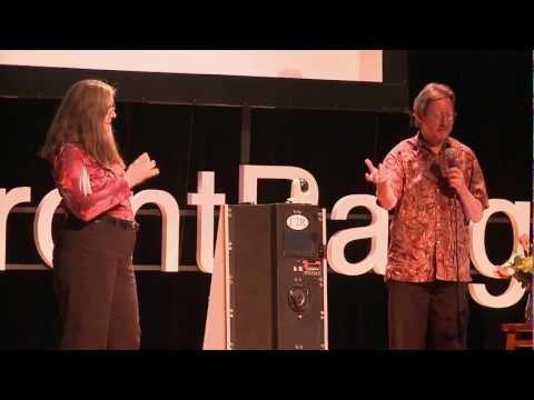 TEDxFront Range - Dr. Louis Gunderson & Dr. Jim Gunderson - Gamma 2 Robotics