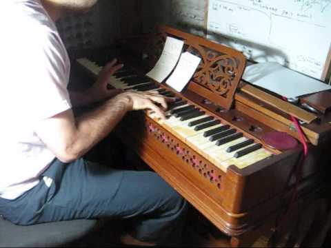 Test Driving My Pump Organ