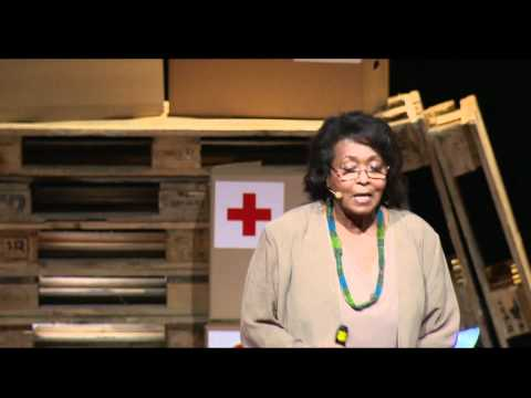 TEDxRC2 - Edna Adan Ismail - If We Can Train Midwives in Somaliland, Everyone Can!