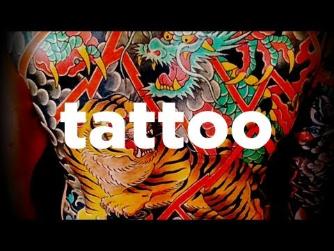 Tattoos: Pop Portraits, Japanese Traditional, American Eclectic | Off Book | PBS