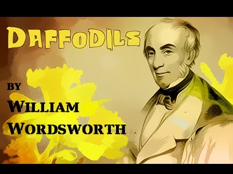 Pearls Of Wisdom - Daffodils by William Wordsworth - Poetry Reading