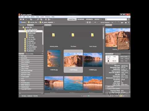 Photoshop: Adjusting the interface and thumbnails | lynda.com