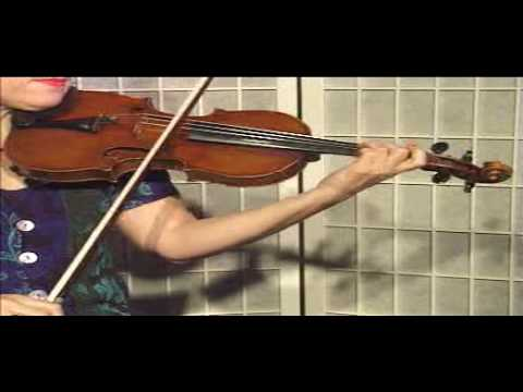 "Violin Lesson - Song Demo - ""Musette"""